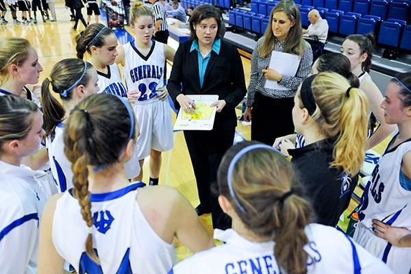 On a roll: W&L Women's Basketball is 11-3 overall this season