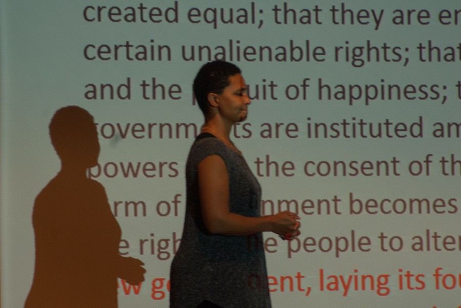 Danielle+Allen+talks+about+citizenship+and+civic+agency+in+Mudd+Ethics+address.