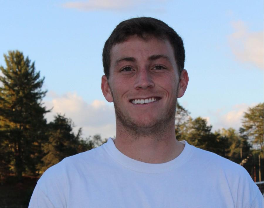 Ben Bayles, 16. Photo by Kiki Spiezio, 17.