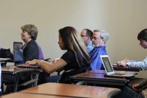 Journalism students report on internships