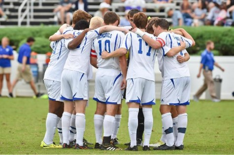 W&L's defense has allowed an ODAC-Best 0.70 goals per game.  Photo courtesy of W&L Sports Info.