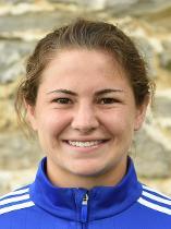Tricia Jessee, '17. Photo courtesy of W&L Sports Info.