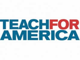 The Teach for America logo. Photo courtesy of the Washington and Lee Website.