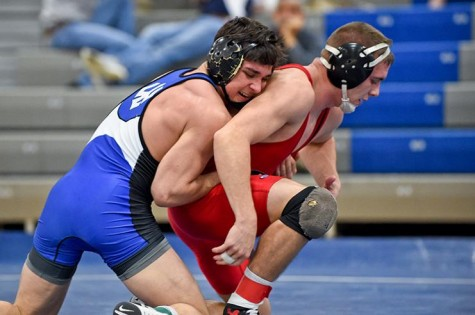 Zach Bylykbashi, '19, broke the record for most wins in a season held by captain Ron Tassoni, '16. Photo courtesy of W&L Sports Info.