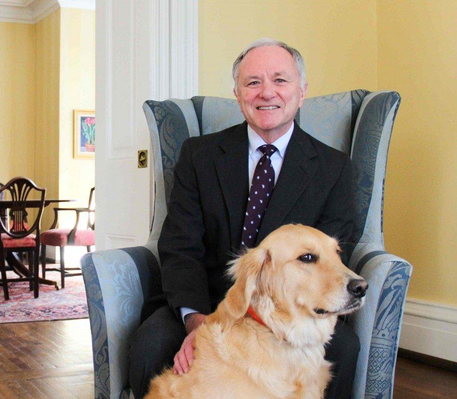 President Ken Ruscio reflects on legacy at W&L