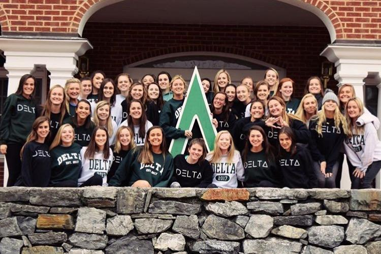 W&L sorority first to choose to go local