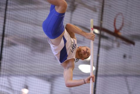 Men's track coming off of big wins at Christopher Newport