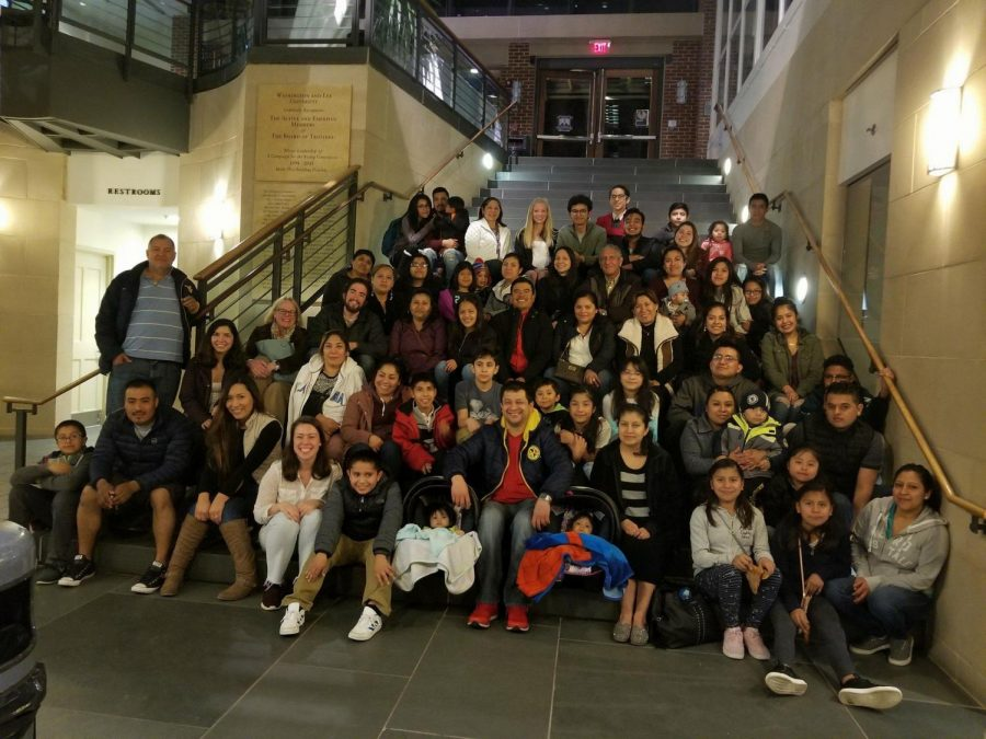 ESOL club partners with Project Horizon