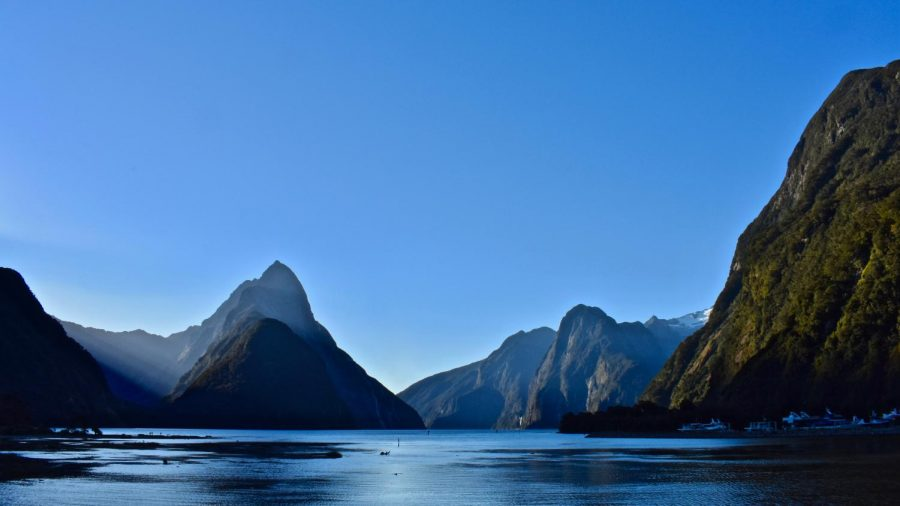 From the snow caps of Mount Cook to the coast of Milford Sound