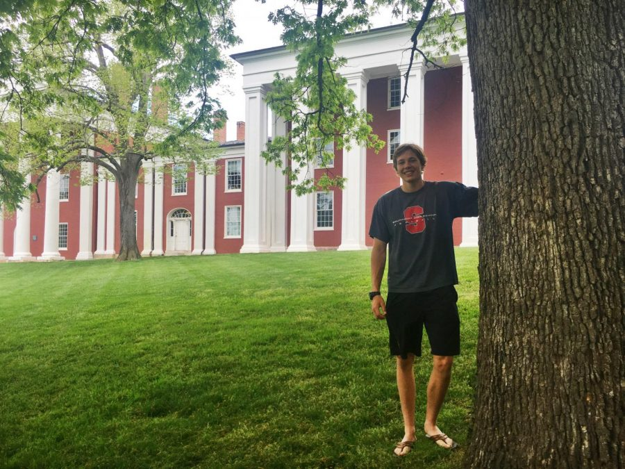 Colonnade Oaks Project blossoms at W&L