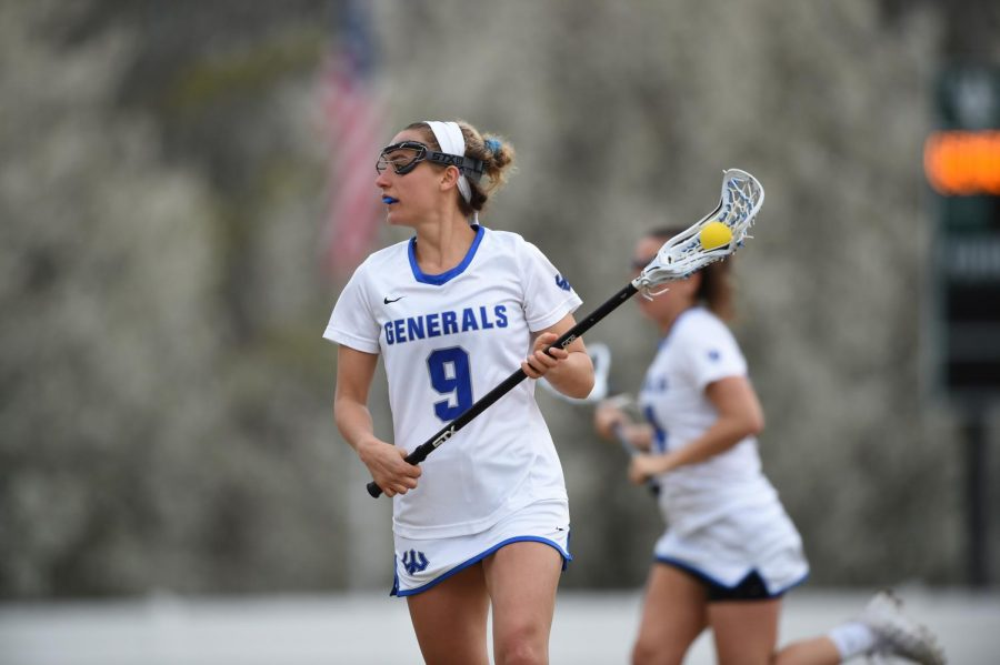 Women's lacrosse secures top spot in ODAC and looks toward NCAAs