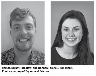 Fulbright Scholars talk future plans