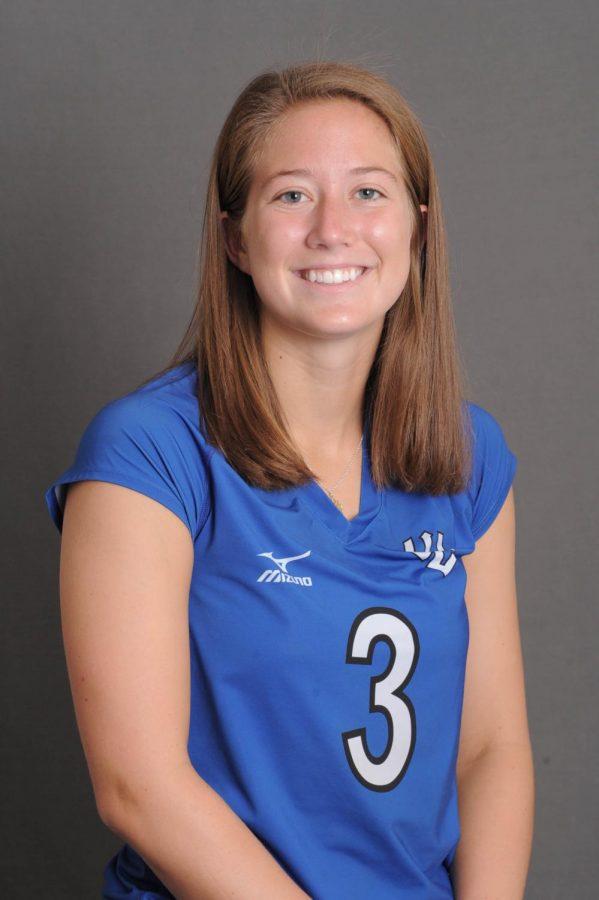 Meg Guignon, 19. Photo courtesy of W&L Sports Info.