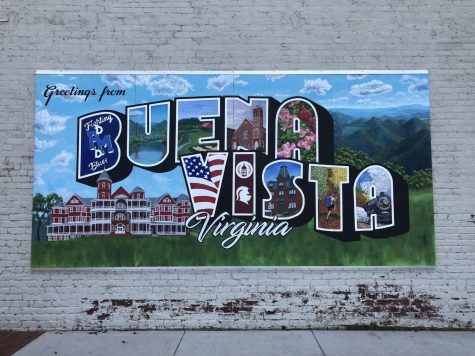 Buena Vista has many attractions downtown, including restaurants and camping. Photo by Josette Corazza, '20.