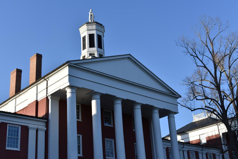 Washington Hall. Photo by Hannah Denham.