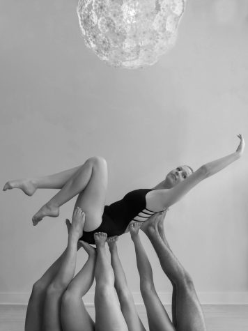 W&L Dancers Create illustrates student talent on campus. Photo courtesy of Jenefer Davies.