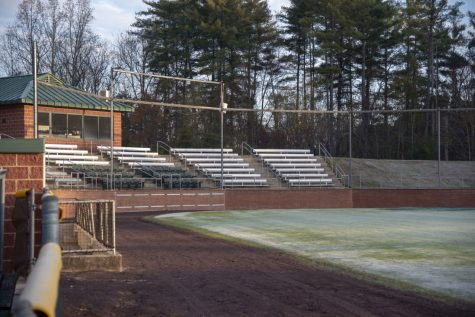 The Generals baseball field. Photo by Isaac Thompson.