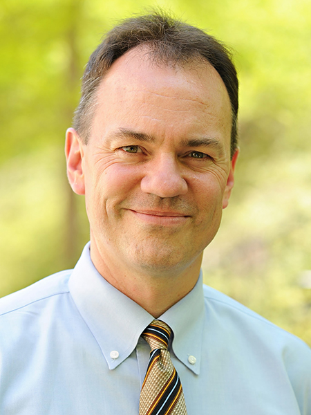 Marc Conner began his position as university provost in 2017. Photo courtesy of the Washington and Lee University website.
