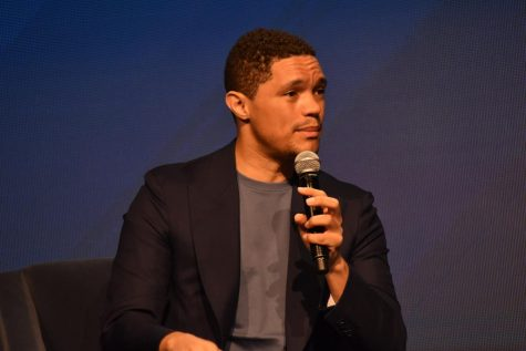 Trevor Noah discusses the political divide in America