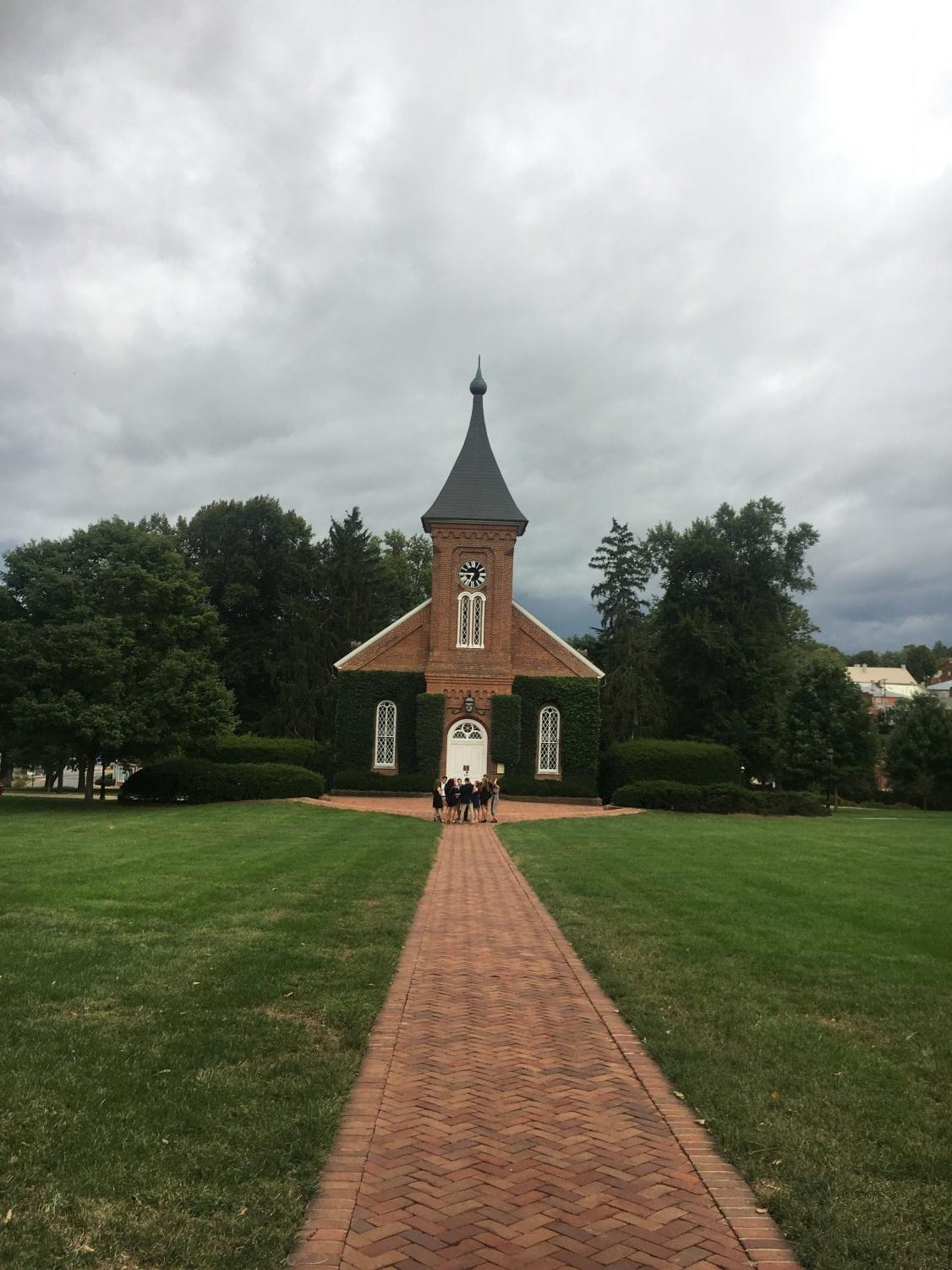 In 2018, the Commission on Institutional History and Community recommended that Lee Chapel be reconfigured or turned into a museum. Photo by Grace Mamon,