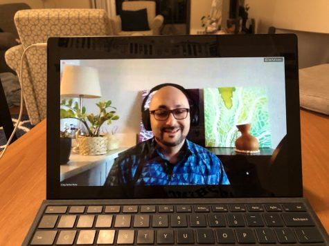Eco-poetry as environmental advocacy: A virtual lecture with Craig Santos Perez