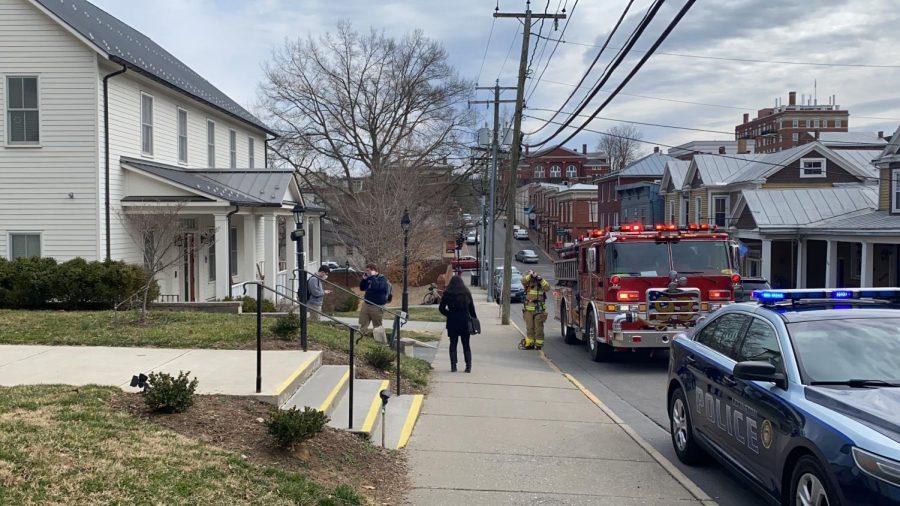 Kitchen fire forces Hillel closure